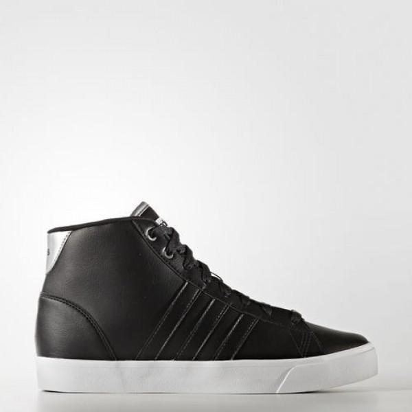 Adidas Cloudfoam Daily Qt Mid Femme Core Black/Sil...