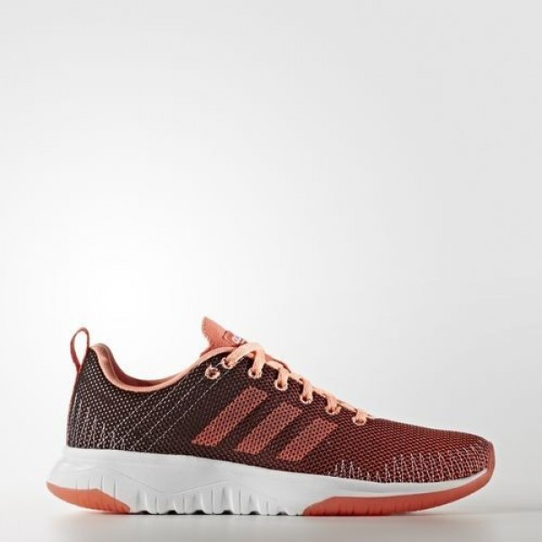 Adidas Cloudfoam Super Flex Femme Sun Glow/Easy Coral/Footwear White neo Chaussures NO: AW4208
