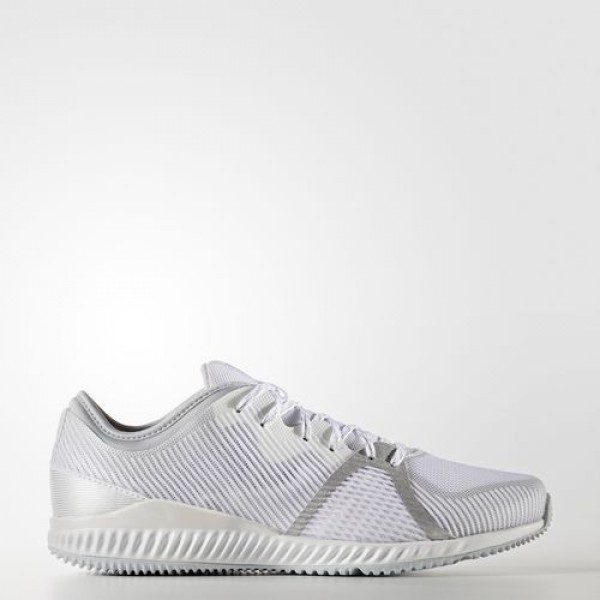 Adidas Crazytrain Pro Femme Footwear White/Silver ...