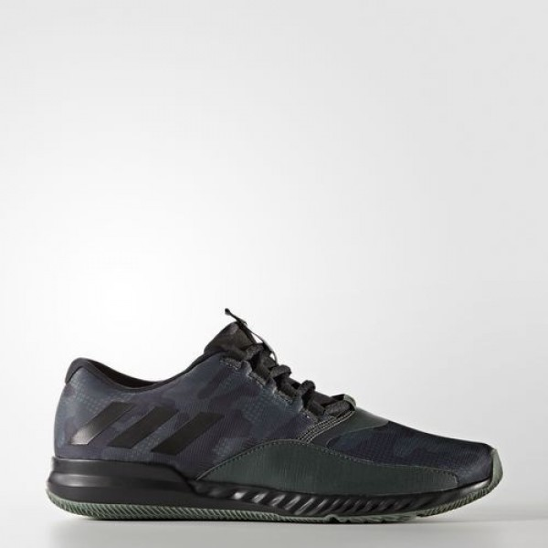 Adidas Crazytrain Bounce Homme Utility Ivy/Core Bl...