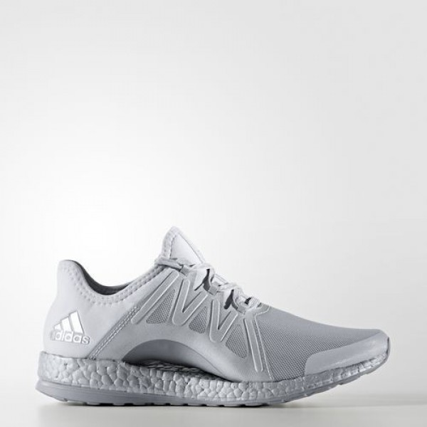 Adidas Pure Boost Xpose Femme Clear Grey/Footwear ...