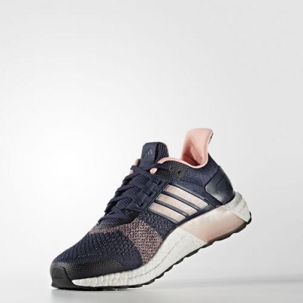 Adidas Ultra Boost St Femme Midnight Grey/Still Breeze/Collegiate Navy Running Chaussures NO: BA7832