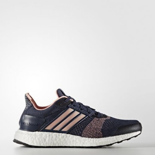 Adidas Ultra Boost St Femme Midnight Grey/Still Br...