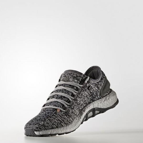 Adidas Pure Boost Ltd Homme Dark Grey Heather Solid Grey/Medium Grey Heather Solid Grey Running Chaussures NO: S80701