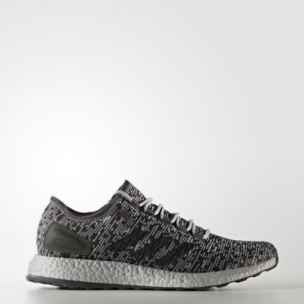 Adidas Pure Boost Ltd Homme Dark Grey Heather Soli...