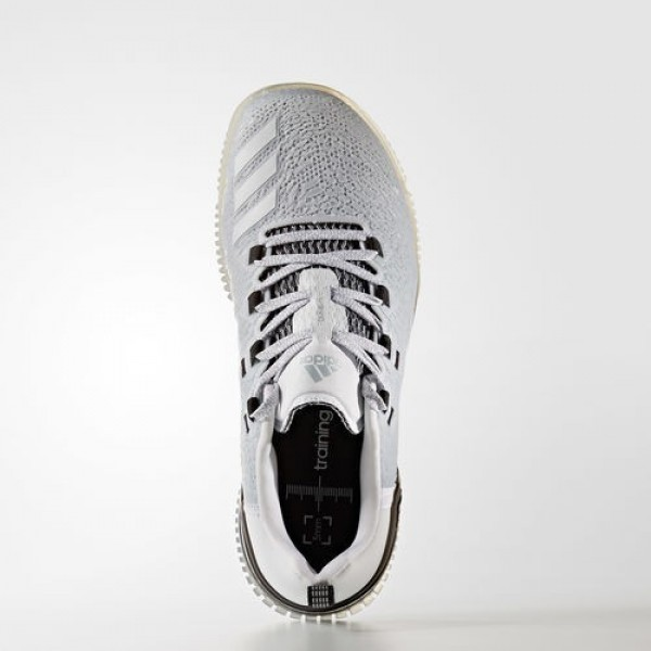Adidas Crazypower Trainer Femme Footwear White/Vapour Grey Metallic/Clear Grey Training Chaussures NO: BB1557