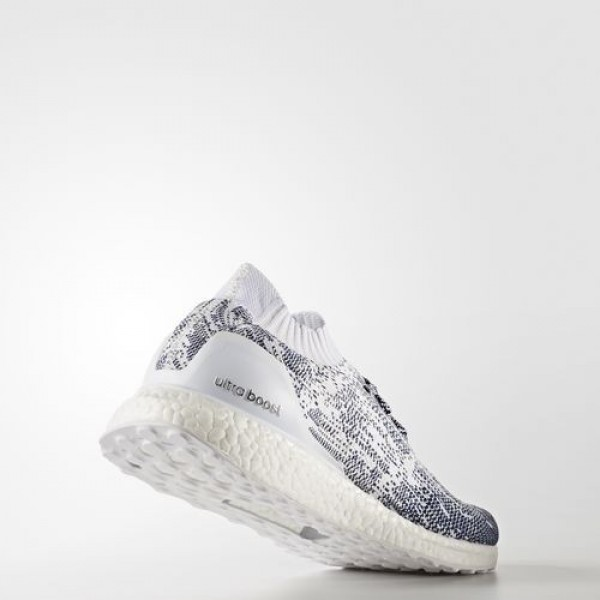 Adidas Ultra Boost Uncaged Homme Non Dyed/Footwear White/Collegiate Navy Running Chaussures NO: BA9616