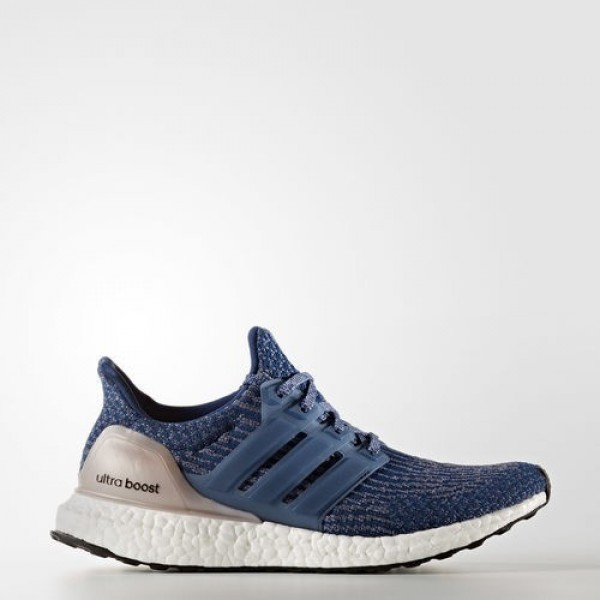 Adidas Ultra Boost Femme Mystery Blue/Vapour Grey ...