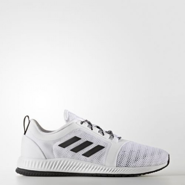 Adidas Cool Clima Bounce Femme Footwear White/Core Black/Night Navy Training Chaussures NO: BA8749