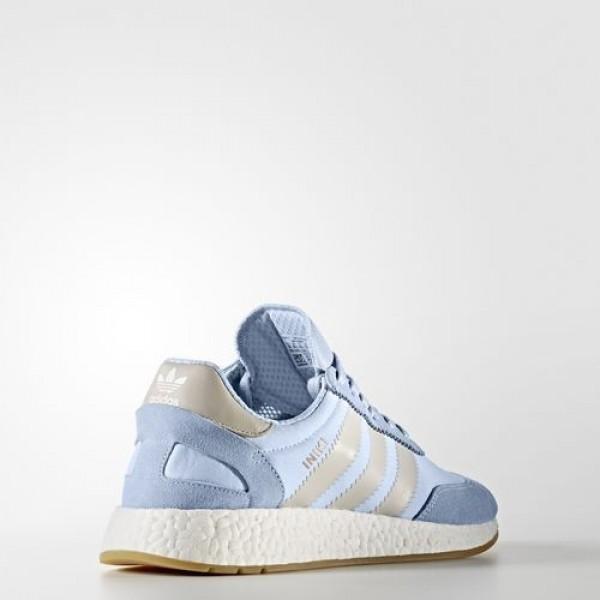 Adidas Iniki Runner Homme Easy Blue/Pearl Grey/Gum Originals Chaussures NO: BB2099