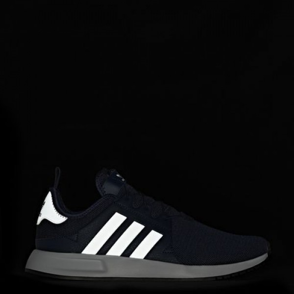 Adidas X_Plr Femme Collegiate Navy/Footwear White/Core Black Originals Chaussures NO: BB1109