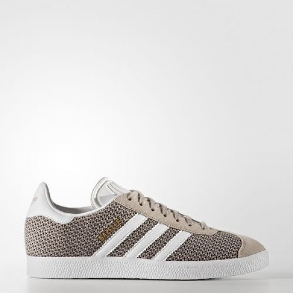 Adidas Gazelle Femme Vapour Grey/Footwear White Or...