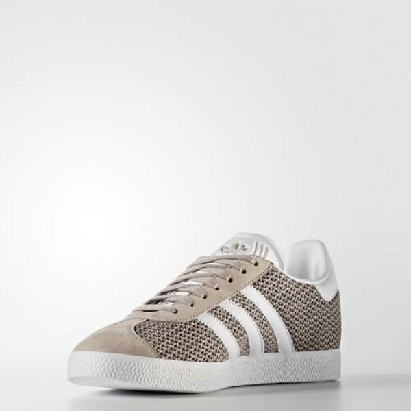 Adidas Gazelle Femme Vapour Grey/Footwear White Originals Chaussures NO: BB5176
