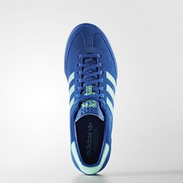 Adidas Jeans City Series Homme Blue/Easy Green/Gum Originals Chaussures NO: BB5275