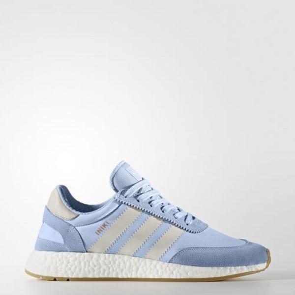 Adidas Iniki Runner Femme Easy Blue/Pearl Grey/Gum...