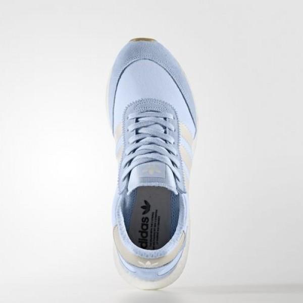 Adidas Iniki Runner Femme Easy Blue/Pearl Grey/Gum Originals Chaussures NO: BB2099
