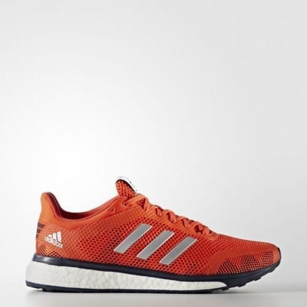 Adidas Response Plus Homme Energy/Silver Metallic/...
