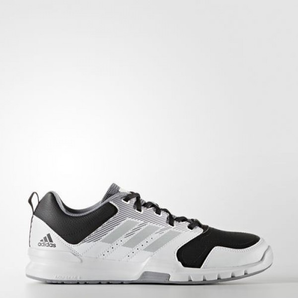 Adidas Essential Star 3 Homme Core Black/Utility Black/Footwear White Training Chaussures NO: BA8950