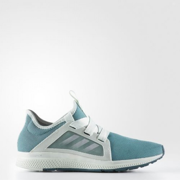 Adidas Edge Luxe Femme Linen Green/Footwear White/Mystery Green Running Chaussures NO: BW0412