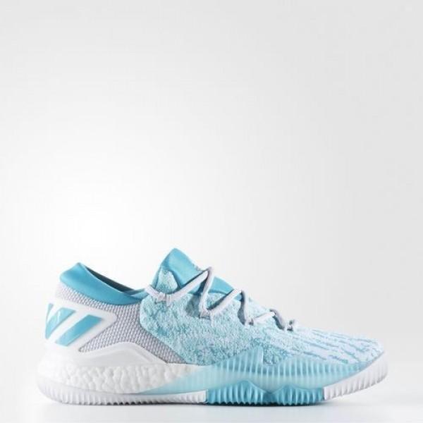 Adidas Crazylight Boost Low 2016 Homme Clear Aqua/...
