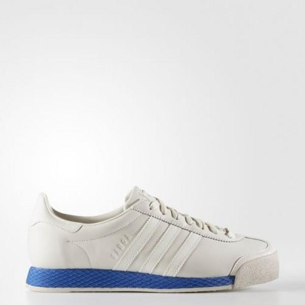 Adidas Samoa Vintage Homme Chalk White/Blue Origin...