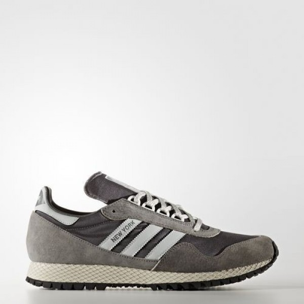 Adidas New York Homme Granite/Clear Grey/Clear Brown Originals Chaussures NO: BB1186
