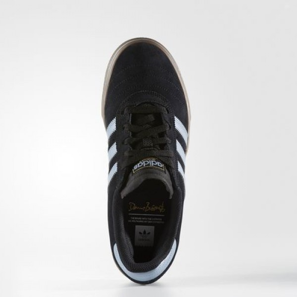 Adidas Busenitz Vulc Adv Homme Core Black/Tactile Blue/Gum Originals Chaussures NO: BB8443