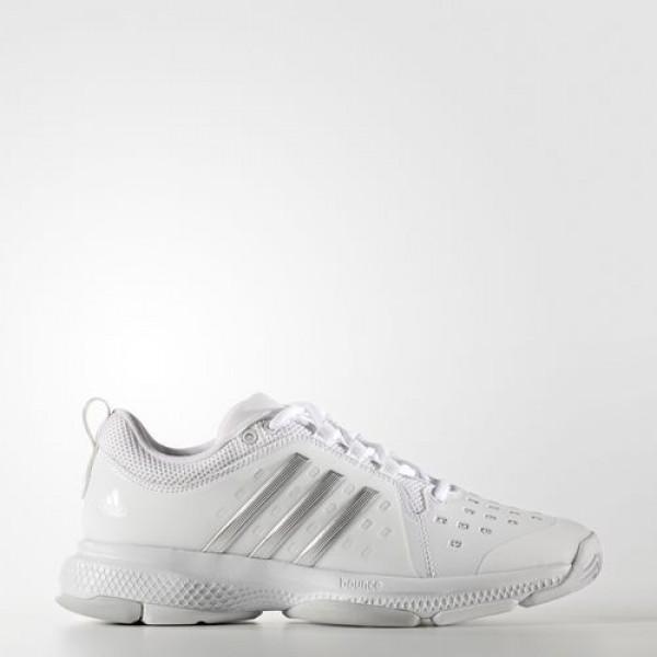 Adidas Barricade Classic Bounce Femme Footwear Whi...