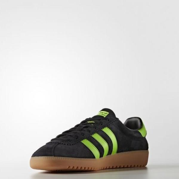 Adidas Bermuda Homme Core Black/Green/Gum Originals Chaussures NO: BB5271