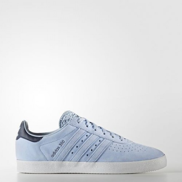 Adidas 350 Homme Easy Blue/Collegiate Navy Origina...