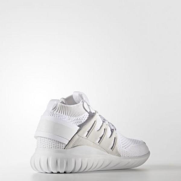 Adidas Tubular Nova Primeknit Homme Footwear White/Vintage White Originals Chaussures NO: S80106