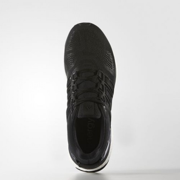 Adidas Energy Boost 3 Homme Core Black/Dark Grey/Dark Grey Heather Solid Grey Running Chaussures NO: AQ1865