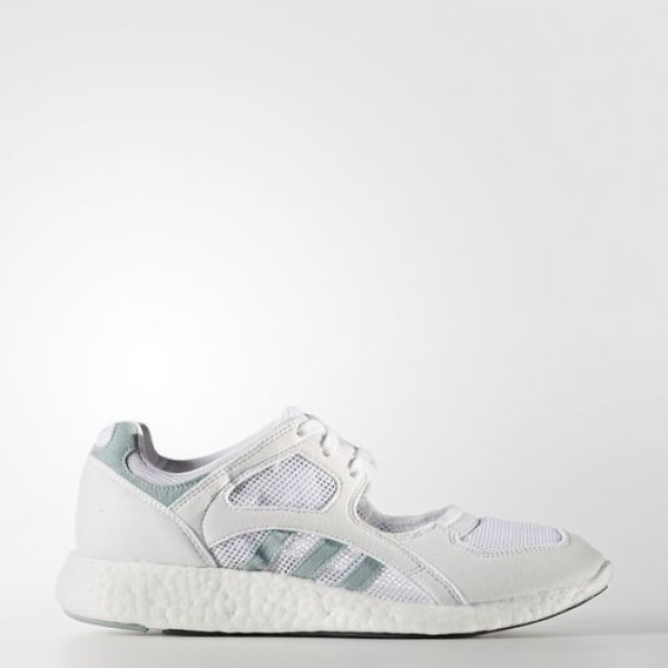 Adidas Eqt Racing 91/16 Femme Footwear White/Tactile Green/Utility Black Originals Chaussures NO: BA7570