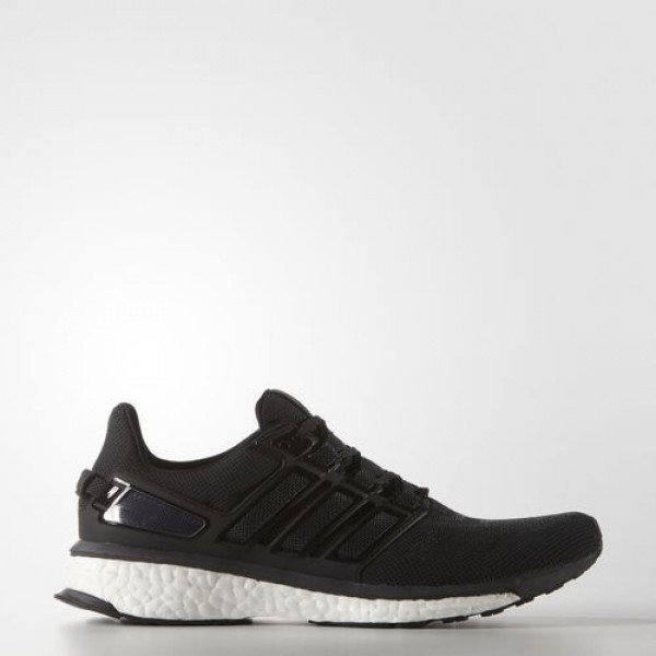 Adidas Energy Boost 3 Homme Core Black/Dark Grey/D...