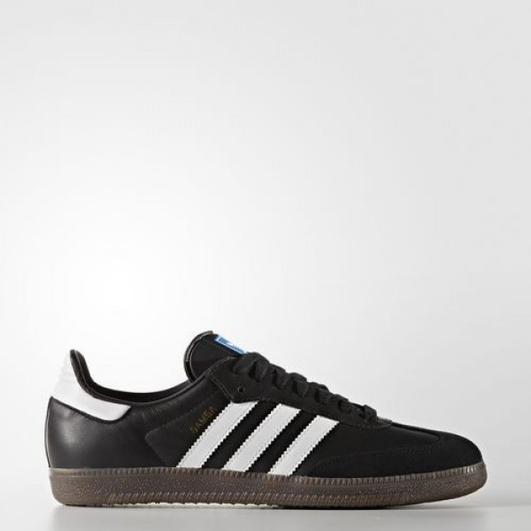 Adidas Samba Original Homme Core Black/Footwear Wh...