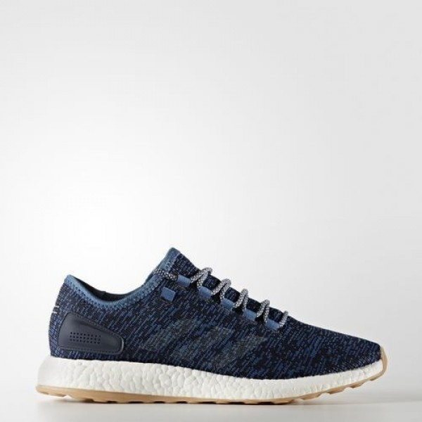Adidas Pure Boost Femme Core Blue/Linen/Night Navy...