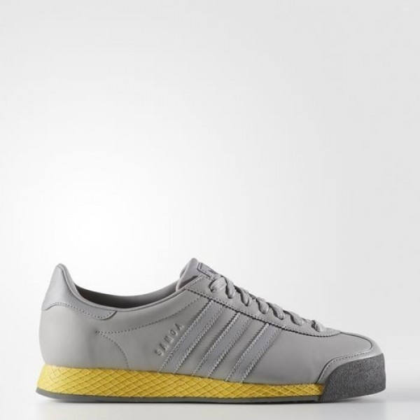 Adidas Samoa Vintage Homme Light Granite/Bold Gold...