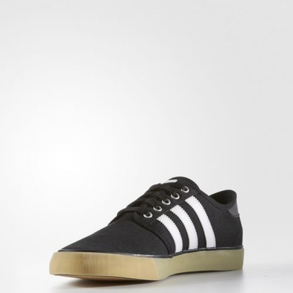 Adidas Seeley Homme Core Black/Footwear White/Gum Originals Chaussures NO: BB8561