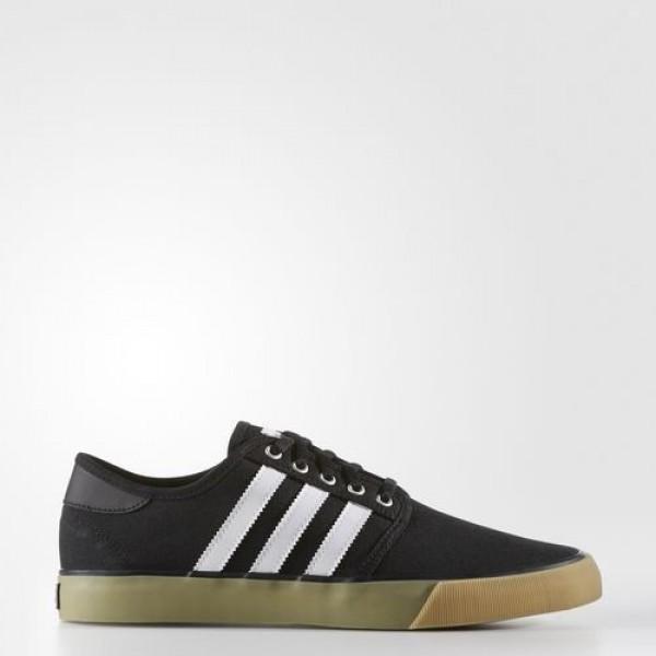 Adidas Seeley Homme Core Black/Footwear White/Gum ...