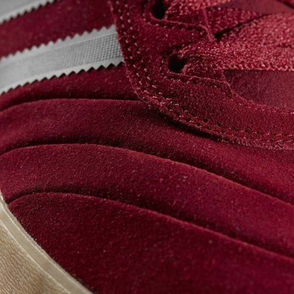 Adidas Suciu Adv Homme Collegiate Burgundy/Core Black/Gum Originals Chaussures NO: BB8754