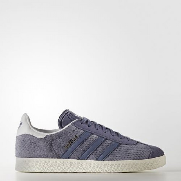 Adidas Gazelle Femme Super Purple/Off White Originals Chaussures NO: BB5173
