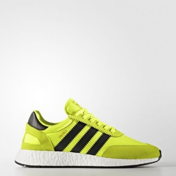 Adidas Iniki Runner Homme Solar Yellow/Core Black/...
