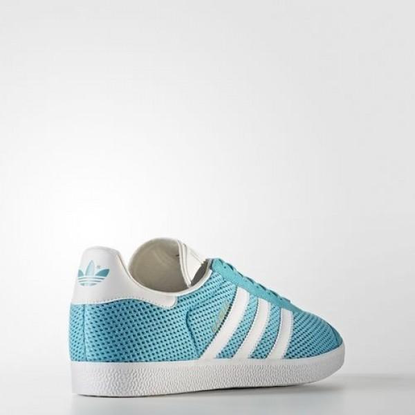 Adidas Gazelle Homme Energy Blue/Footwear White Originals Chaussures NO: BB2761