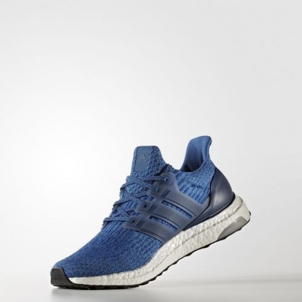 Adidas Ultra Boost Homme Core Blue/Mystery Blue/Core Black Running Chaussures NO: BA8844