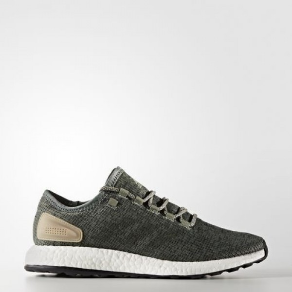 Adidas Pure Boost Homme Trace Green/Night Cargo/Ut...