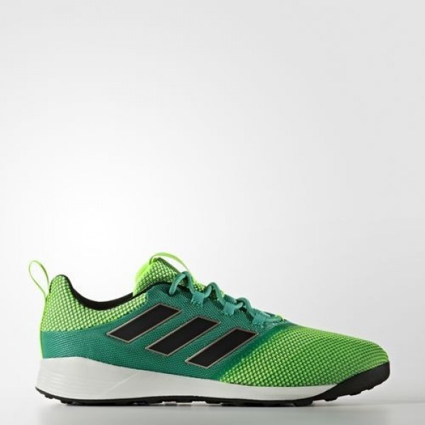 Adidas Ace Tango 17.2 Homme Core Green/Core Black/Solar Green Football Chaussures NO: S82097