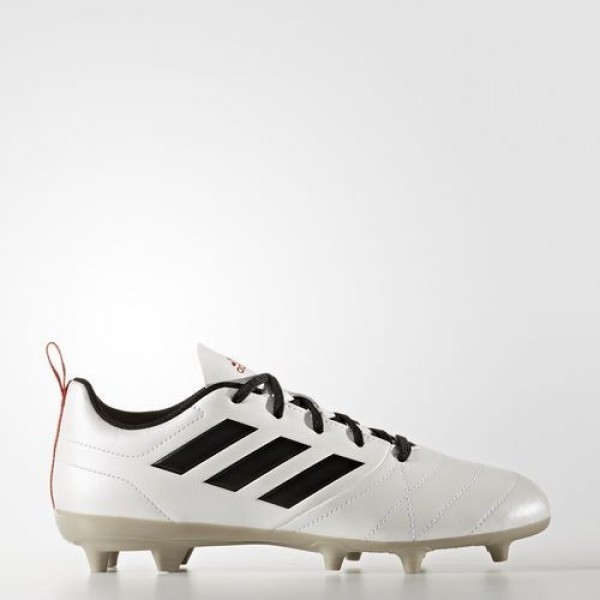 Adidas Ace 17.4 Terrain Souple Femme Footwear Whit...