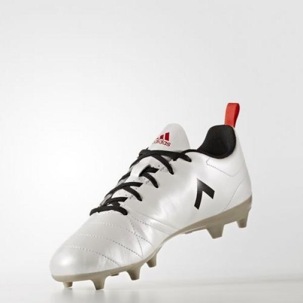Adidas Ace 17.4 Terrain Souple Femme Footwear White/Core Black/Core Red Football Chaussures NO: BA8558