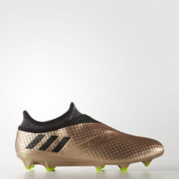 Adidas Messi 16+ Pureagility Terrain Souple Homme ...