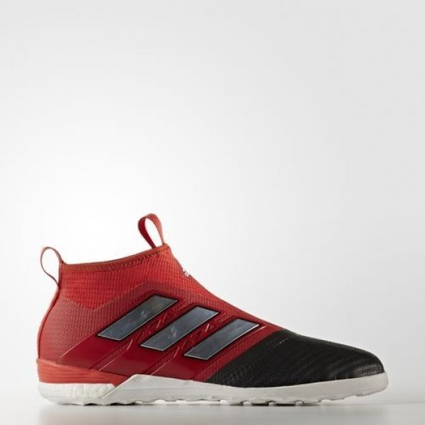 Adidas Ace Tango 17+ Purecontrol Indoor Homme Red/...